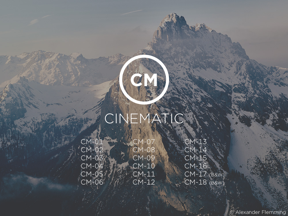 Capture One Cinematic Style Pack [Download]