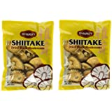 Dynasty Whole Shiitake Mushrooms 1oz (2 Pack)