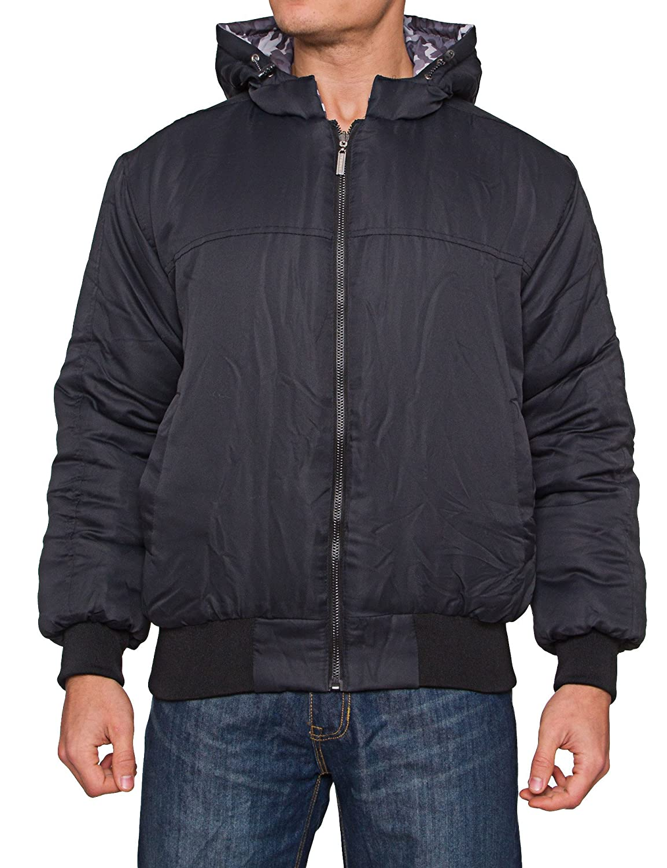 Townz MF-9016B Jacket Black
