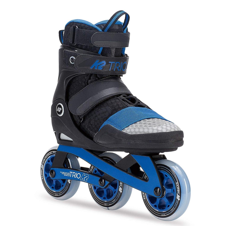 K2 Trio 100 スケート ブルー M12.0 (12.0)   B0789H6KQQ