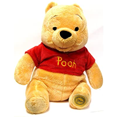 Disney Exclusive 13 Inch Plush Toy Winnie The Pooh: Toys & Games
