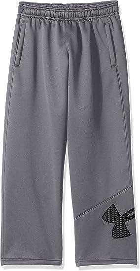 Under Armour Boys Youth UA Storm Armour Fleece Big Logo Pants