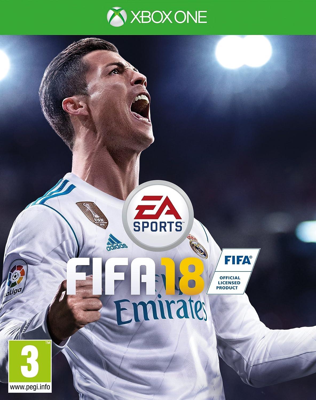 FIFA 18 - Xbox One [Importación italiana]: Amazon.es: Hogar