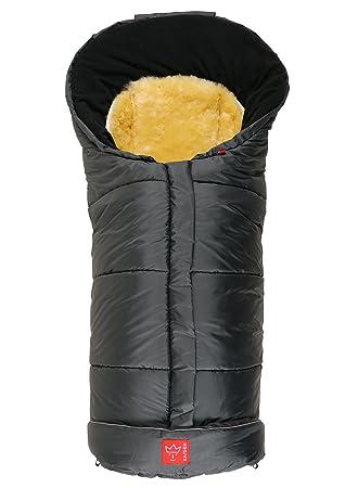 Kaiser 65711 24 Fußsack Sheepy Anthrazit Baby