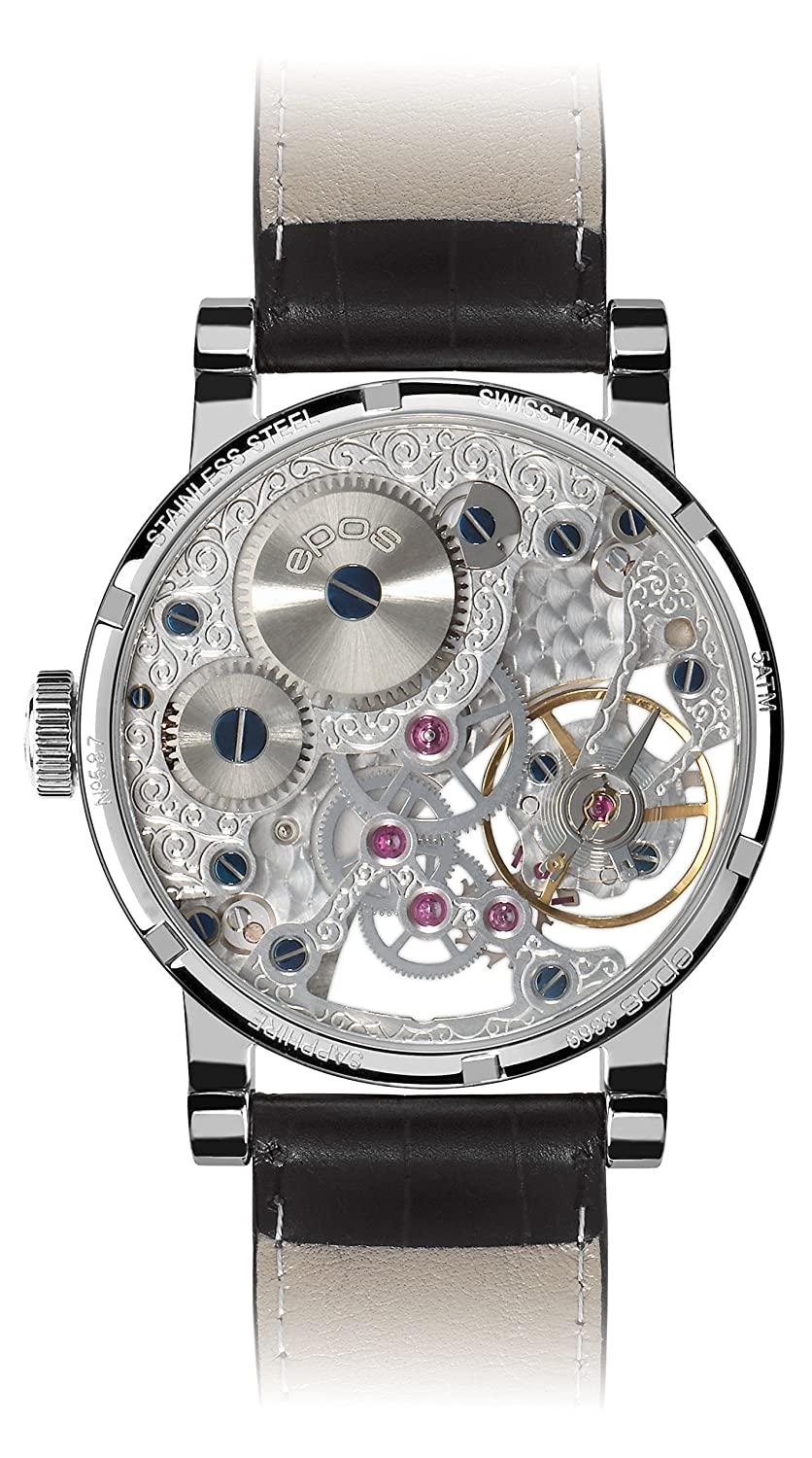 EPOS Collection Sophistiquee 3377 - Herrenuhr - Ø 41 mm