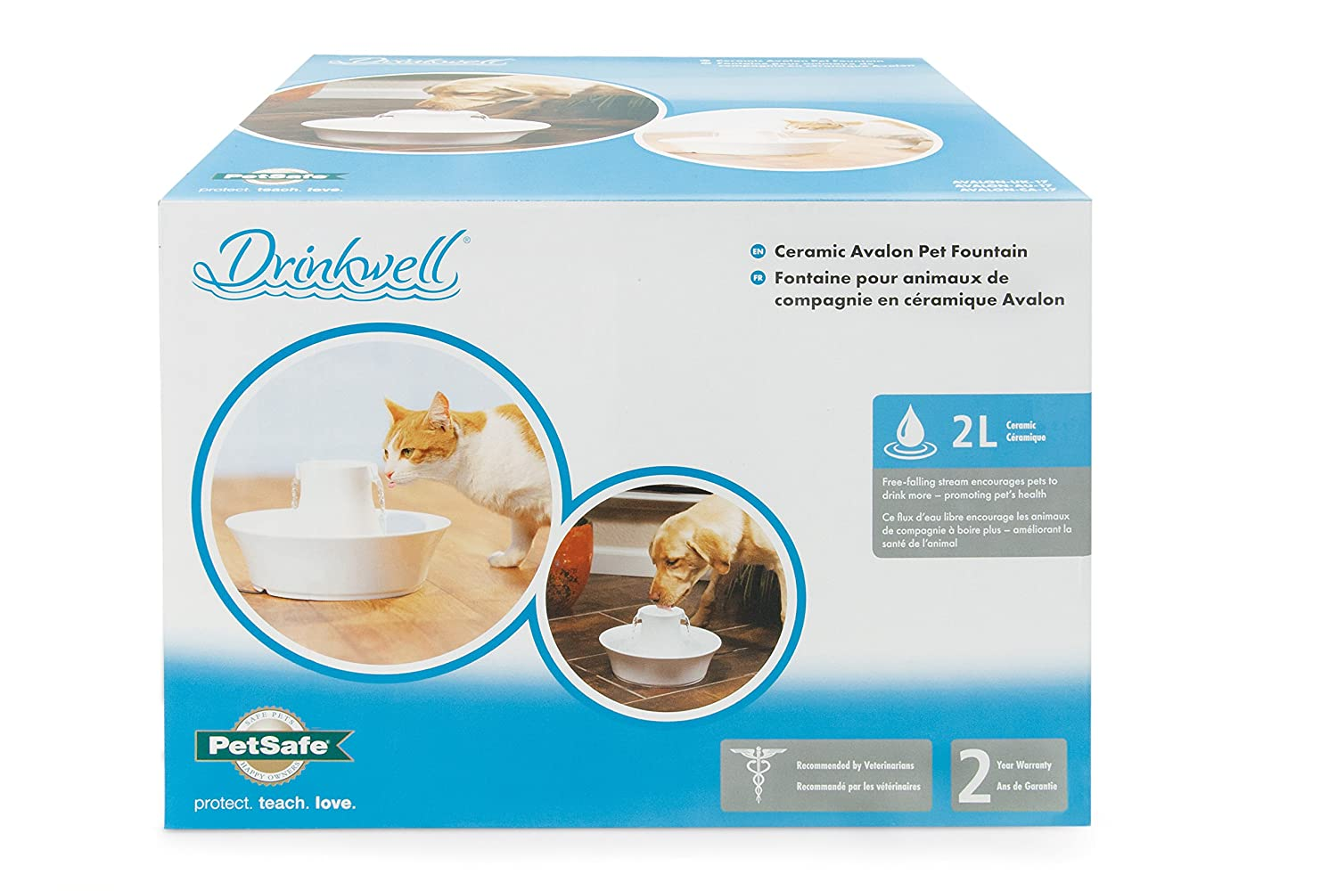 Filtres Pour Fontaine à Eau Petsafe Drinkwell Chien Chat Animal Animaux Lot X10 Buy One Get One Free Cat Supplies
