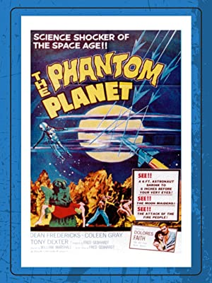 Amazon.com: The Phantom Planet: Sinister Cinema: Amazon ...