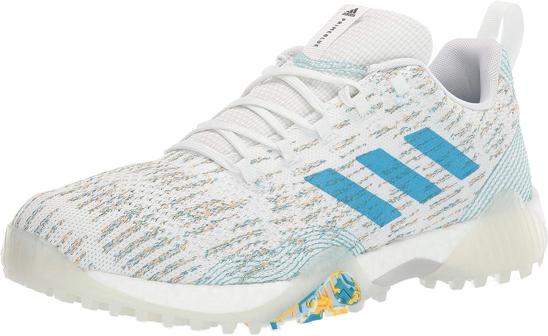 adidas Men's Codechaos Prime Blue Golf Shoe