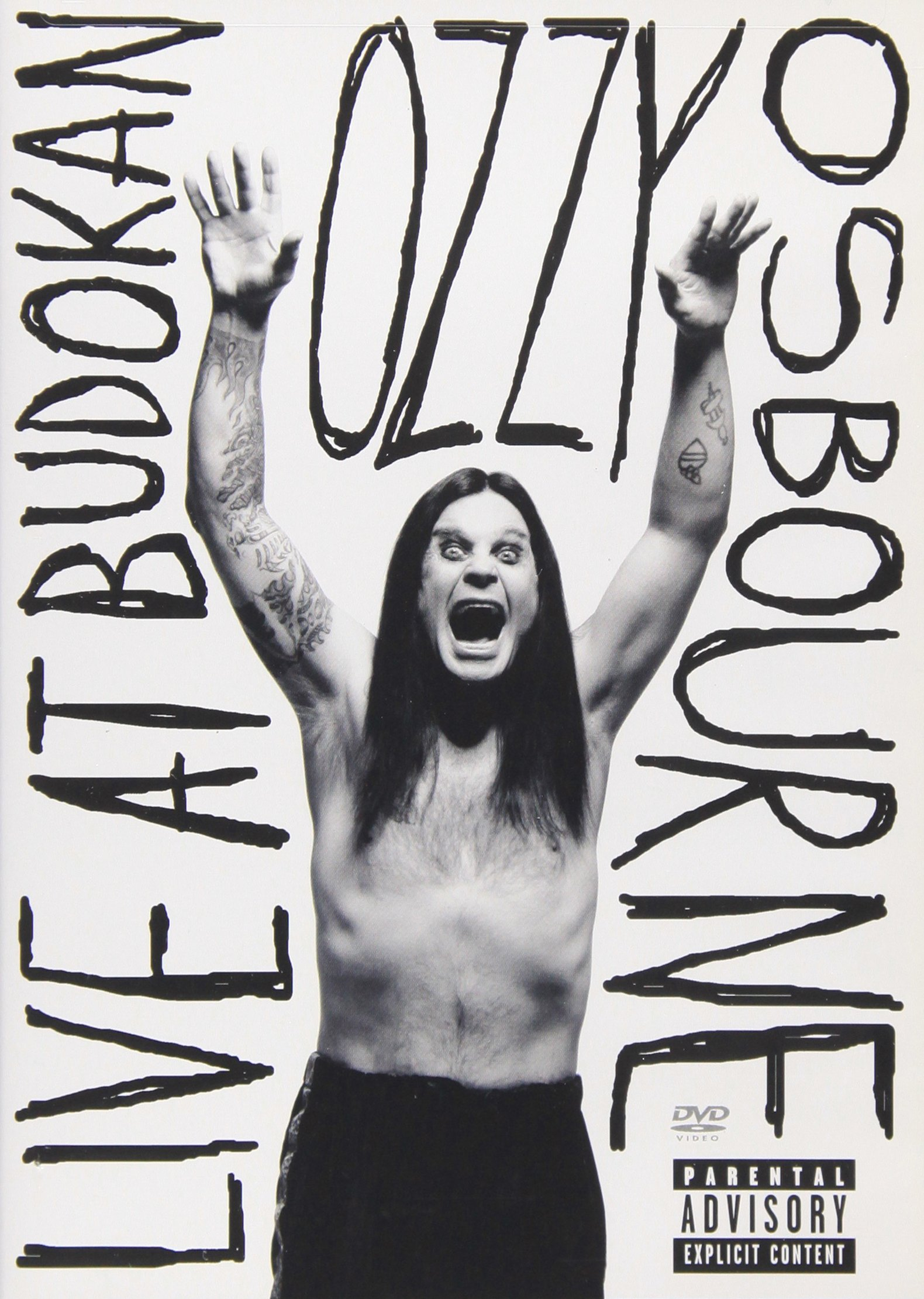 Ozzy Osbourne - Live at Budokan by Sony Music