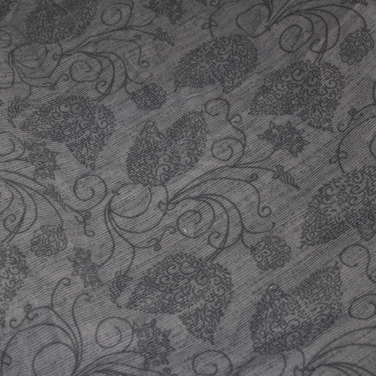 Russo Tessuti Copridivano Copri Divano Sof/à Cover Linea Ambro Elasticizzato Fantasia Ray ONE-510 Crema-Copristruttura 2 Posti