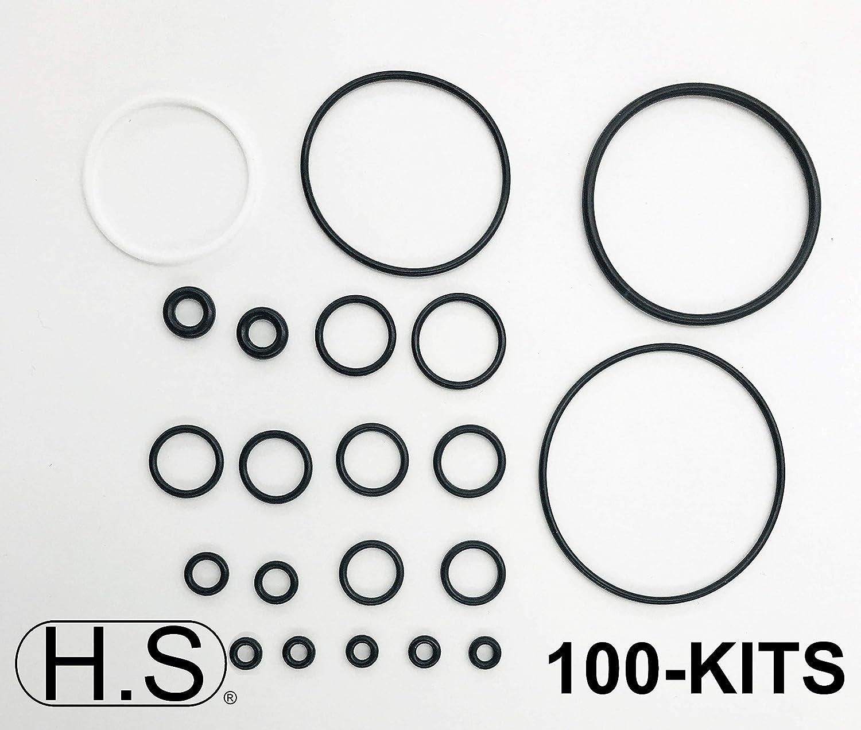 5 H.S O Ring Rebuild Kit fits 246355 Graco Fusion AP Air Purge O-Ring
