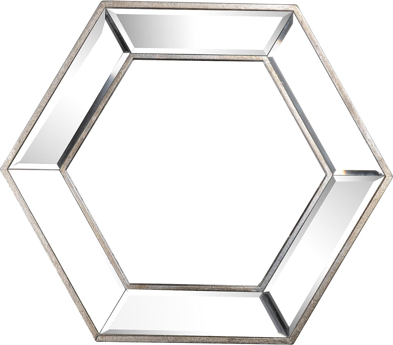 A&B Home Hexagon Wall Art, 20.5