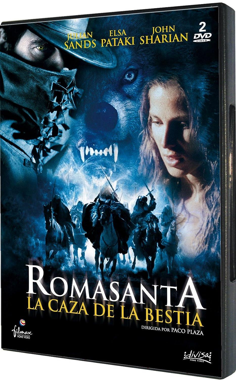 Romasanta, la caza de la bestia [DVD]: Amazon.es: Julian Sands, Elsa Pataky, John Sharian, Gary Piquer, David Gant, Maru Valdivielso, Laura Mañá, ...