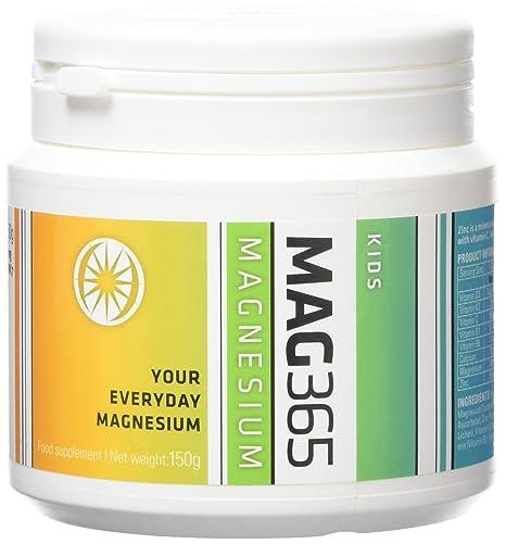 Mag365 Kids Magnesium Supplement
