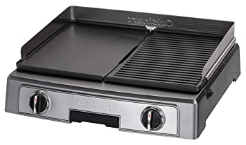 Cuisinart Plancha Barbecue Power Pl50e Plancha Multifonctions