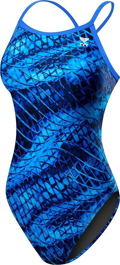 TYR Women/'s Hexa Diamondfit Swimsuit Swimsuit