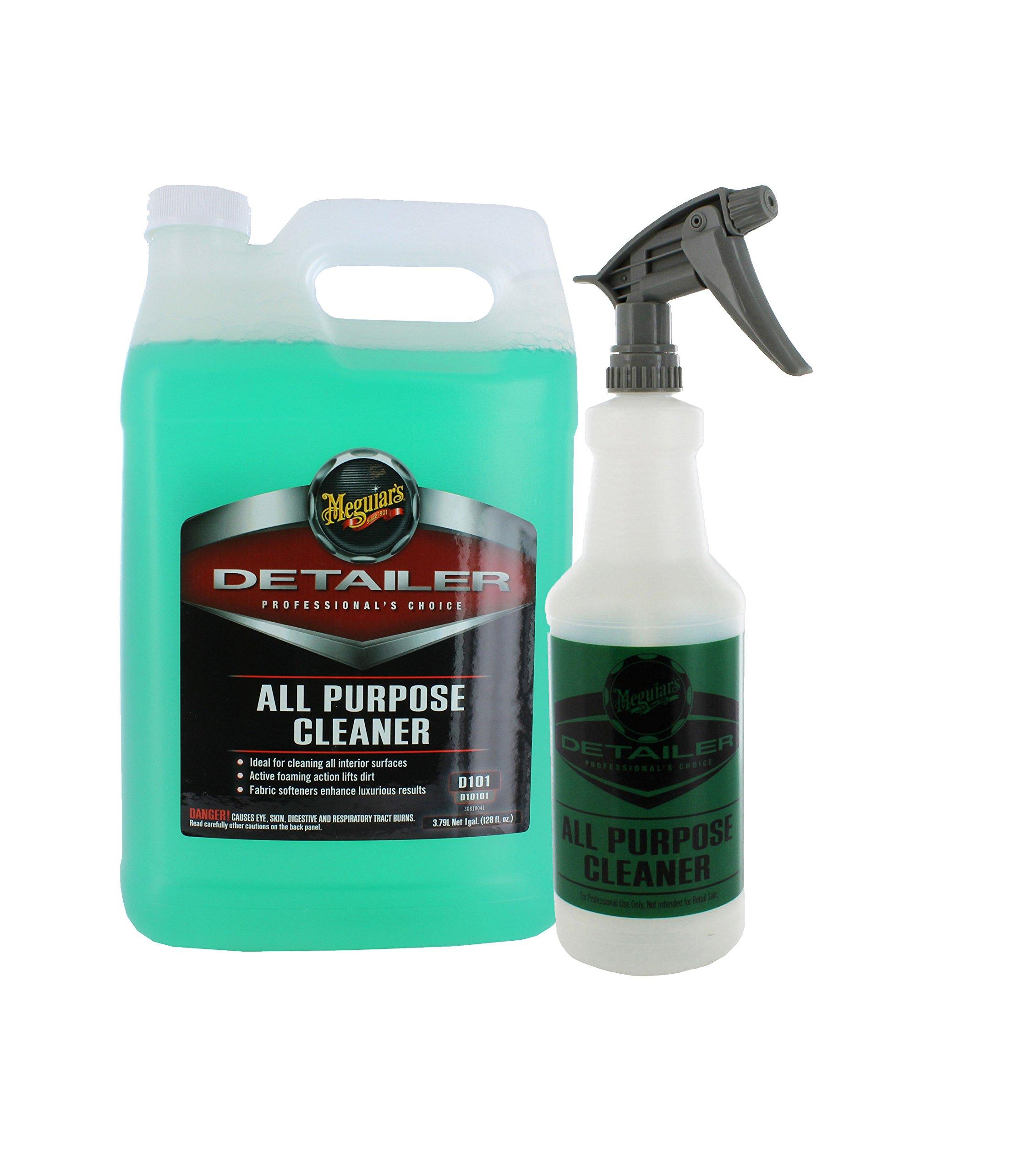 Meguiar's All Purpose Cleaner Kit