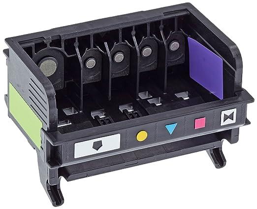 Cabezal de impresión HP de repuesto, 5 tintas C5380 C6380 (S ...