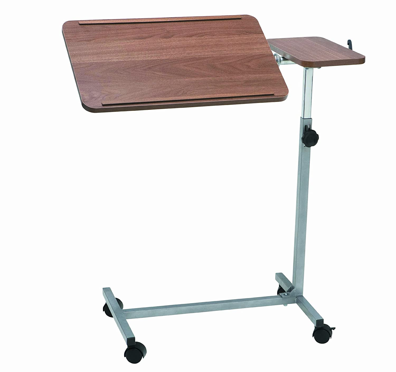 adjustable products healthcare furniture tables height steelcase table overbed desks