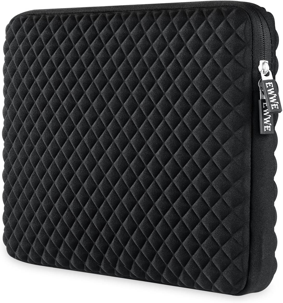 """EWWE 360° Protective Laptop Sleeve Case Cover for Apple 13"""" New MacBook Pro Touch Bar A1706 & A1708 