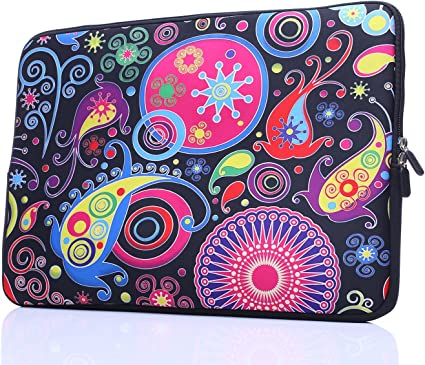 Kawaii Cute Guinea Pig Family Pattern Neoprene Sleeve Pouch Case Bag for 11.6 Inch Laptop Computer Designed to Fit Any Laptop//Notebook//ultrabook//MacBook with Display Size 11.6 Inches