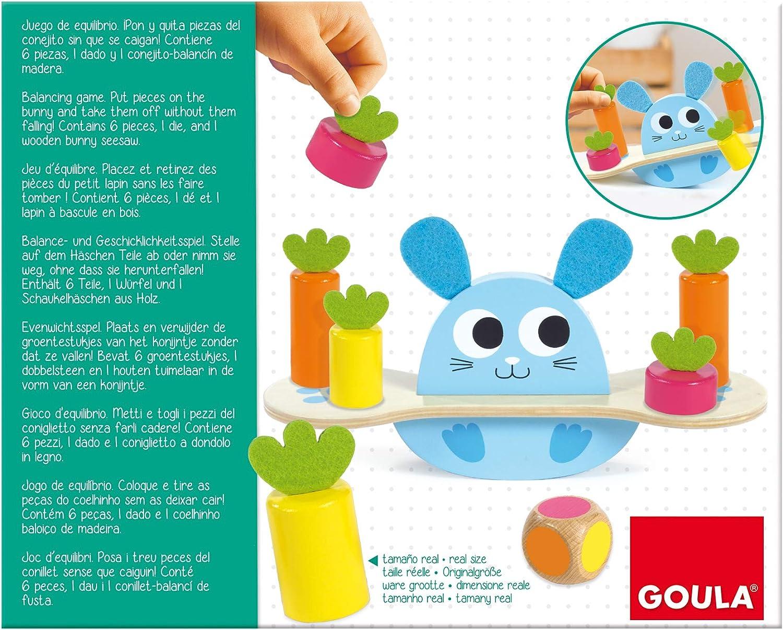 Goula - El jardín de Bunny (455246): Amazon.es: Juguetes y juegos