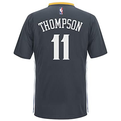 3728ff4334b adidas Klay Thompson Men's Alternate Golden State Warriors Swingman Jersey  Small