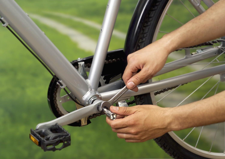 Profex - Extractor de bielas para bicicleta: Amazon.es: Deportes y aire libre