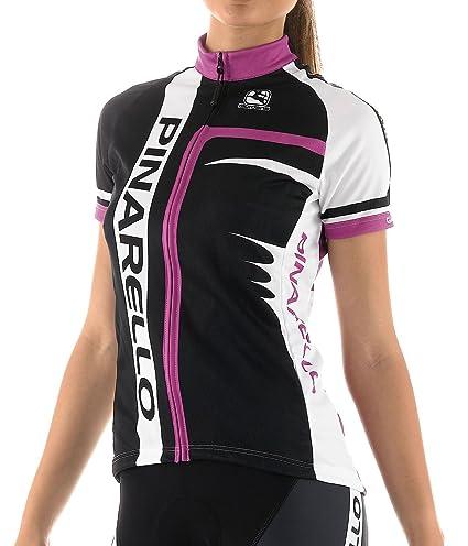 Giordana Womens Pinarello Vero Trade Short Sleeve Cycling Jersey -  gi-s3-wssj- 58f681812