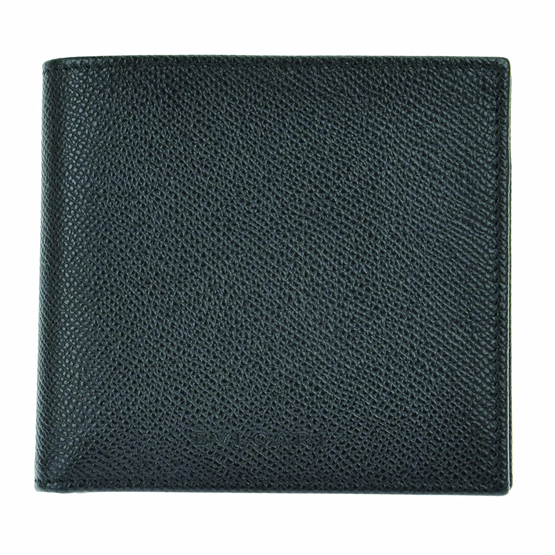 [ブルガリ] BVLGARI 二つ折り財布【並行輸入品】 B009B528T6ブラック