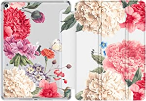 iPad 9.7 Case (2018/2017),iPad Air 2 Case, iPad Air Case with Floral Designs for Kids Girls Women,Smart Stand Cover for Apple iPad 5th/6th Gen,iPad Air1/Air2[Auto Sleep/Wake] Fantistic Blossoms