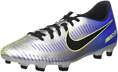 f4b62ff64 Nike Men's Mercurial Vortex Iii NJR Fg Rcblu/Black Football Boots-10 UK/