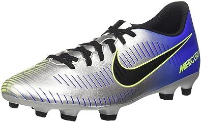 newest collection 1d883 c2b18 ... wholesale nike mens mercurial vortex iii njr fg racer blue black chrome  volt football shoes dd474