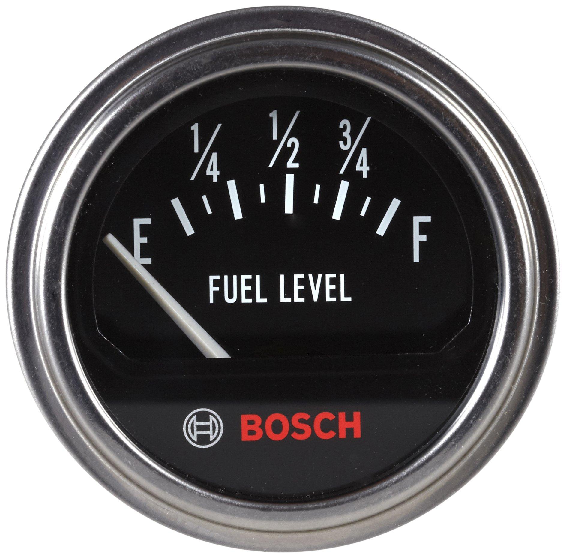 Bosch SP0F000031 Retro Line 2'' Electric Fuel Level Gauge