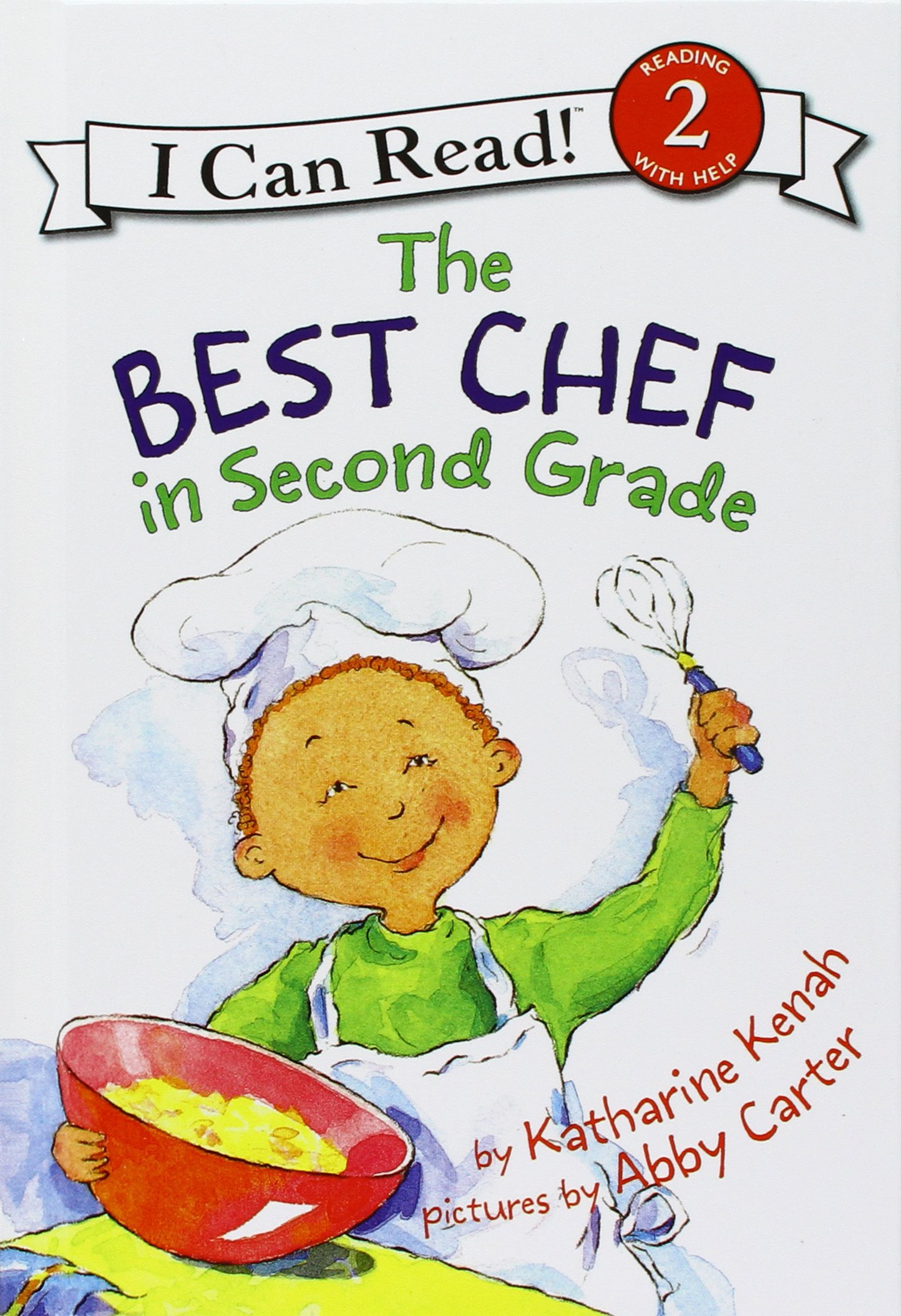 Read Online The Best Chef in Second Grade (I Can Read, Level 2) pdf epub