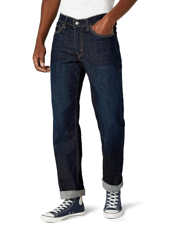 TALLA 32W / 34L. Levi's 514 Regular Fit - Jeans para Hombre