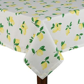 Kate Spade Make Lemonade Multi 60x120 Tablecloth