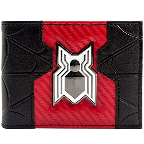 Cartera de Marvel Spider-Man Logotipo de regreso a casa ...