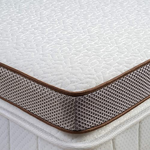 #2- bedstory 3-inch memory foam mattress topper