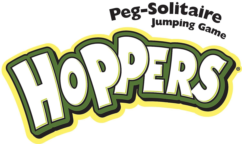 ThinkFun Hoppers Logic Game Teaches Critical Thinking Skills Through Fun Gameplay 6703