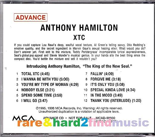 anthony hamilton xtc download