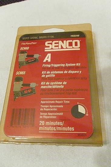 Senco 00921A1 Pc0781 Guide