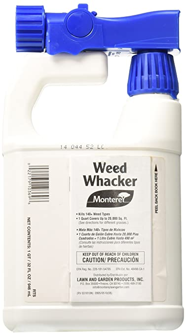Amazon.com: Monterey Weed whacker ready-to-spray 32oz ...