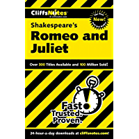 CliffsNotes on Shakespeare's Romeo and Juliet (Cliffsnotes Literature Guides)