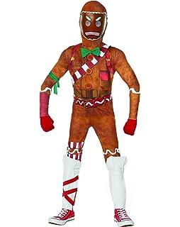 Amazon.com: Spirit Halloween Boys Skull Trooper Fortnite ...