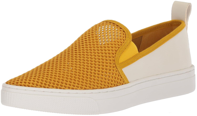 Dolce Vita Women's Geoff Sneaker B079GTY91G 6.5 B(M) US|Yellow Mesh