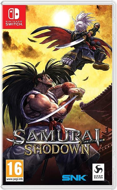 Samurai Shodown - Nintendo Switch: Amazon.es: Videojuegos