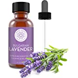 Bulgarian Lavender Essential Oil by Pure Body Naturals, 1 Fluid Ounce - 100% Pure, Independently Tested, Therapeutic…