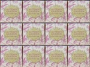 Greenwich Bay Trading Company 1.9oz Soap Bulk Packs of 12 (Autumn Garden)
