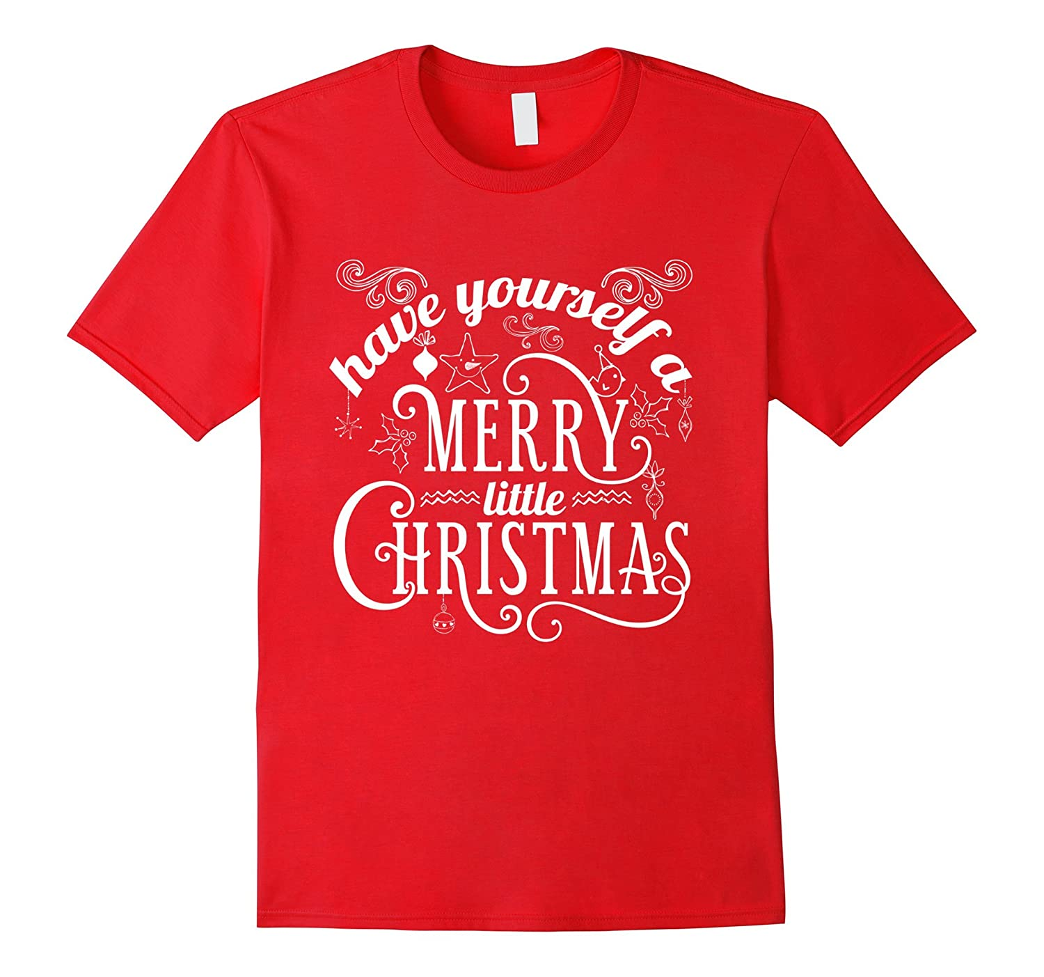 have yourself a merry little christmas xmas shirt anz anztshirt